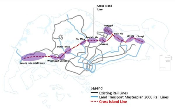 cross-island-line