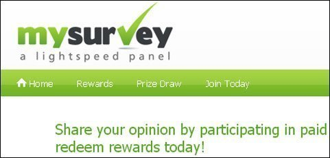 My Survey – Reward Request (Voucher NTUC S$10)
