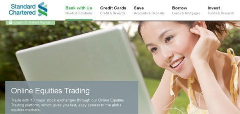 Start Index Investing with Standard Chartered – No Minimum Commission