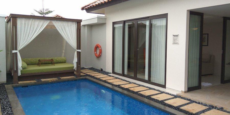 Holiday Villa – Pantai Indah, Bintan Island : Pool Villa
