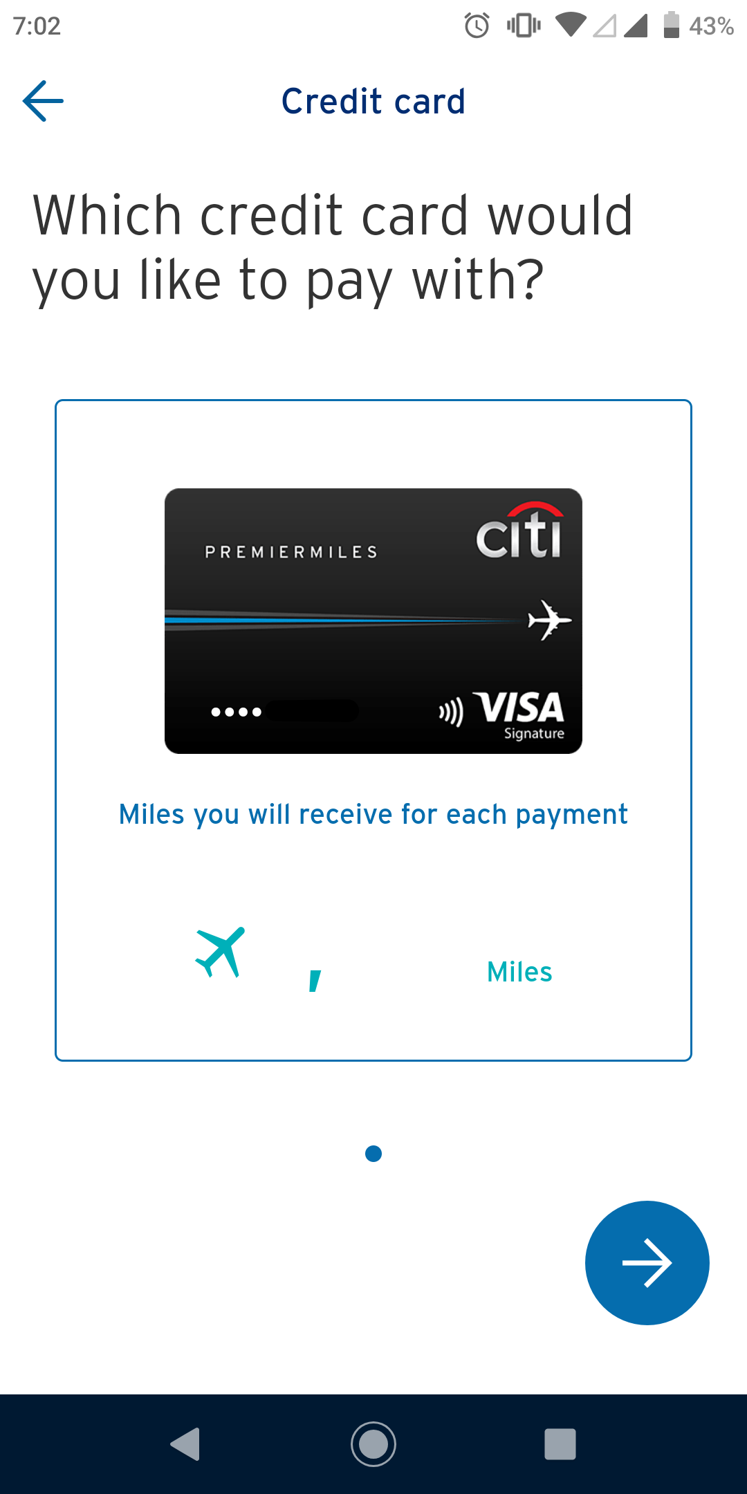 Using Citi PayAll To Pay Income Tax (2% Fee) For 1 2