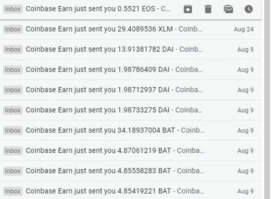 C-ries : Free Crypto From Coinbase Earn (002) | Turtle