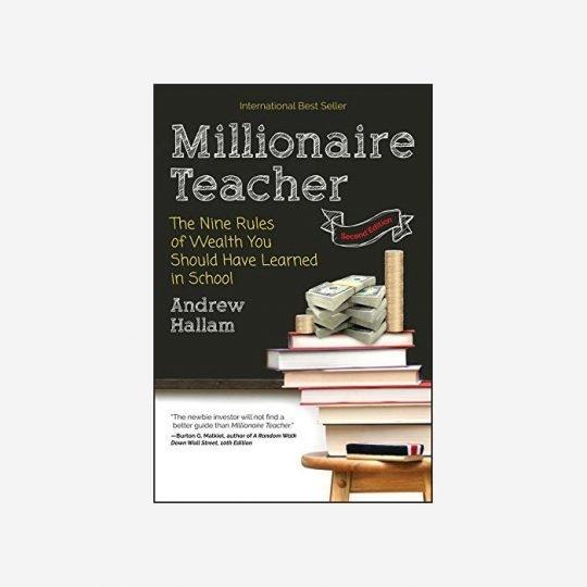 Millionaire Teacher Andrew Hallam