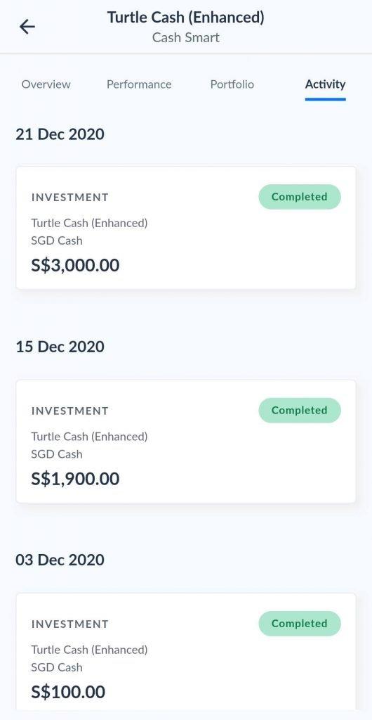 endowus cash smart enhanced review